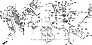 cooling fan problem my honda vt shadow spirit  1999 honda vt1100 shadow spirit in the above schematic