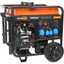 <b>Генератор бензиновый PATRIOT GP</b> 15010ALE - от 10 .... до 12 ...