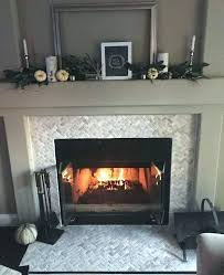 stone tile fireplace surround herringbone pattern with clean for tile for fireplace surround decorations tile fireplace surround