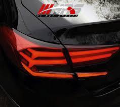 2018 Honda Accord Brake Lights Amazon Com Led Tail Lights For 2018 2019 Honda Accord 1