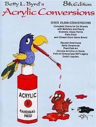 Acrylic Conversions 8th Edition