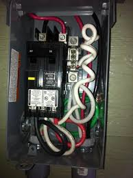 wiring 50 amp ground fault breaker wiring diagrams second square d 50 amp gfci breaker wiring wiring diagram val am wiring a square d 50