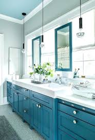 Dark bathroom vanity Dark Walnut Blue Bathroom Vanity Cabinet Island Blue Bath Vanity Cabinets With Aqua Blue Hex Floor Tiles Dark Blue Bathroom Vanity Cabinet Techeliteinfo Blue Bathroom Vanity Cabinet Island Blue Bath Vanity Cabinets With