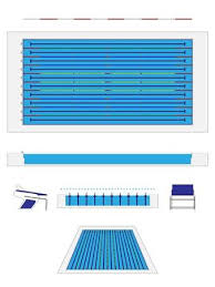 olympic size swimming pool. Olympic-size Swimming Pool Stock Vector - 14869880 Olympic Size Swimming Pool