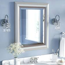 silver framed bathroom mirrors. Plain Mirrors Framing Bathroom Wall Mirror Full Size Of Framed House  Decorations Beautiful Rectangle Curved Silver  On Silver Framed Bathroom Mirrors V