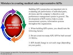3 mistakes in creating medical sales representative medical sales representative jobs