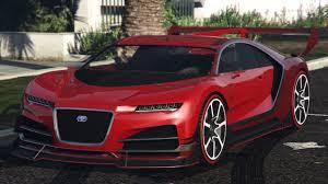 un nouveau véhicule et sa customisation sont dispo dans gta sur le site de benny