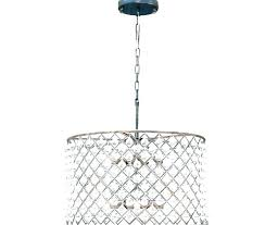 drum chandelier with crystals bronze large crystal or pendant light crystal 9 light drum
