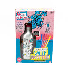 Decorate Your Own Water Bottle Your Decor Water Bottle Kit Millimart 2