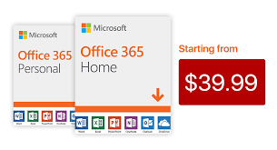 Microsoft Office 365 Pricing You Can Get Microsoft Office 365 For Just 39 If You Act