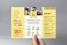 Catering Service Flyer Template Psd Ai Vector Brandpacks