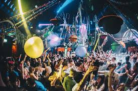 Rave Theme Party Foreverland Unveils The Enchanted Forest Rave Tour The Noise Gate