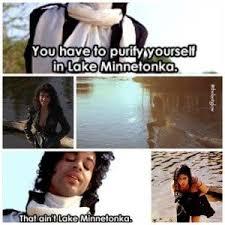 That Ain't Lake Minnetonka - Apollonia & Prince Meme from Purple ... via Relatably.com