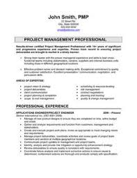 Click Here to Download this Project Engineer Resume Template! http://www.