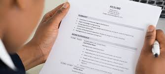 How To Make Your Insurance Industry Resume Powerful So You Get The