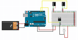 how to power both arduino and color led strip from single power enter image description here