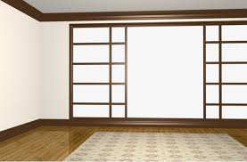 empty room clipart.  Clipart Japanese Wind Empty Room Template Indoor Renderings Japanese Style PNG  Image And Clipart With Empty Room 3
