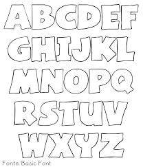 Alphabet Template Rome Fontanacountryinn Com