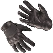 details about mil tec tactical gloves leather mens military shooting airsoft gear black