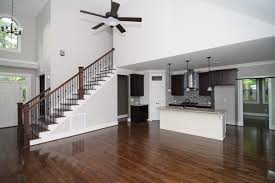 Craftsman Staircase contemporary craftsman home design morrisville stanton homes 8323 by xevi.us