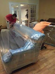 Plastic Furniture Wrap Blanket And Shrink Wrap All Furniture Icannmovecom Moving