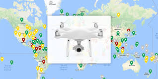 Heres A Map With Up To Date Drone Laws For Every Country