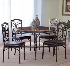 round glass top kitchen table and chairs glass dinette sets round glass dining table
