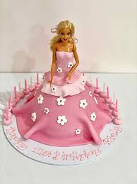 Buy Online We Deliver Barbie Cake By City Cake Comnpany
