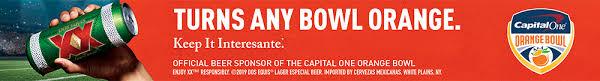 Capital One Orange Bowl Seating Chart Seating Map Gameday Info Orange Bowl