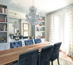 blue dining room meredith heron design built ins for dining room serving and storage