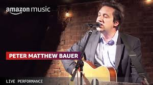 Peter Matthew Bauer Performs 'Prince Johnny' Live for Amazon Front Row |  Amazon Music - YouTube