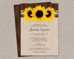 rustic country sunflower bridal shower invitations diy Diy Country Wedding Invitations like this item? diy country wedding invitations templates