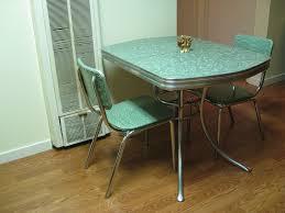 Retro Kitchen Tables For Retro Kitchen Table Chairs