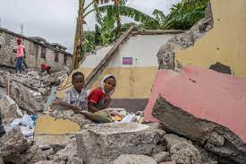 One month after Haiti earthquake: 260 ...