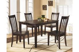 Hyland Dining Room Table and Chairs (Set of 5) | Ashley ...