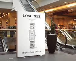 LONGINES LUXURY WATCHES — Iva Larson Design