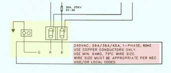 square d spa disconnect wiring diagram wiring diagram wiring diagram for gfci breaker the