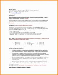 Resume Glam Resume Objective Statements And Objectives In Applying