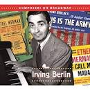 Composers on Broadway: Irving Berlin