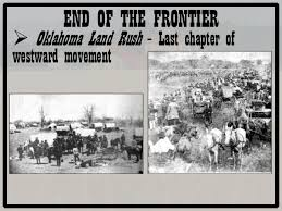 Image result for sooners oklahoma land rush