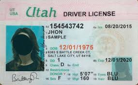 Card Utah Fake Virtual Id Maker - License Drivers