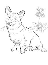 These Free Dog Coloring Pages Make