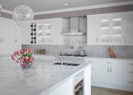 white shaker cabinets the hottest trend in kitchen design modern kitchen 1 20