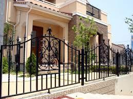 metal fence design. Iron Metal Fence Design