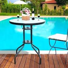 glass top bistro table glass top table bistro table outdoor tempered glass top table garden round dining table glass top glass top table 30 inch glass top