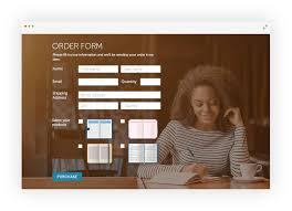 Your Free Online Order Form Builder Sell Your Goods Online 123formbuilder