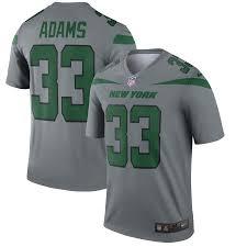 Jersey Inverted York Adams Jets Gray - Jamal Nike Legend New fecbbeabfec|NFC West 2019 Off-Season Modifications