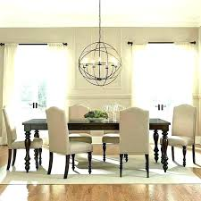 dining room table light height of chandelier over dining table height of chandelier over dining room