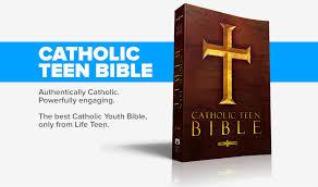 Catholic Youth Bible: Catholic Teen Bible from Life Teen