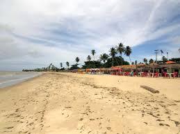 Maria Farinha no litoral de Pernambuco tem praias e fortes